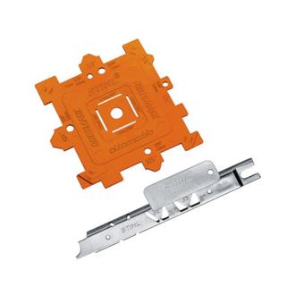 Werkzeug für die MS-Garniturpflege