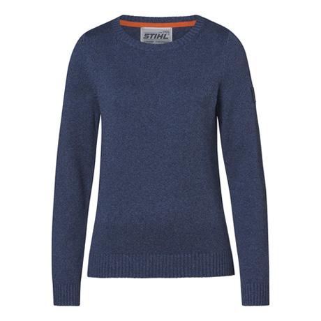Pullover blau Damen, Größe S   Rahmsdorf Shop ee3823c3f0