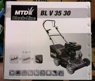 MTD Vertikutierer BLV 3530