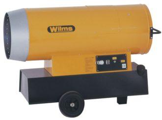 B 350 - Heißluftturbine ohne Abgasführung