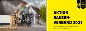 Bauernverbandsaktion 2021