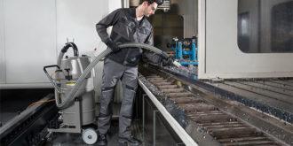 Industrielle Reinigungssysteme